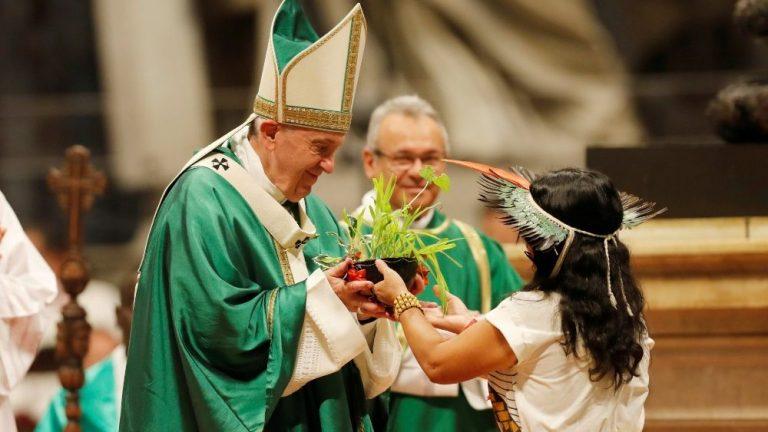 Sinodo amazzonico e le nostre comunità – siamo chiesa in cammino